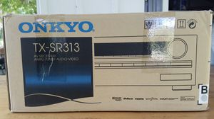 Onkyo TX-SR313 for Sale in Immokalee, FL