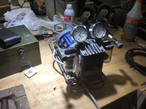 Airshields, Dia-Pump air vacuum/compressor pump for Sale for sale  Moreno Valley, CA