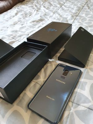 Samsung s9 plus 64gb for Sale in Fontana, CA