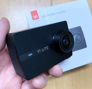 New $45 YI Lite 4K Action and Sports Camera, 4K/20fps Video 12MP Raw Image with EIS, Live Stream for Sale in Whittier, CA