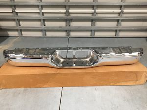 NEW '00 - '06 Toyota Tundra Chrome Rear Bumper Face Bar for Sale in Arcadia, FL