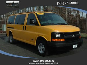Chevy Express Van 2500 for Sale in Salem, OR