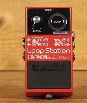 Guitar effects pedal- Boss loop station. for Sale in Escondido, CA