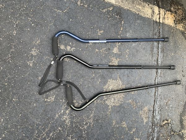 3 canes used good condition