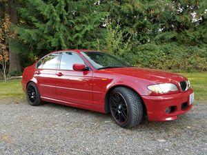 04 BMW 330i 4 door Sedan for Sale in Bonney Lake, WA