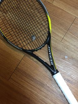 Dunlop Biomimetic F 5.0 Tour Tennis Racquet for Sale in Fort Washington,  MD