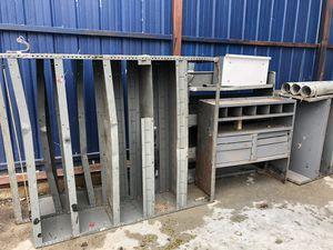 Metal Shelvings for Sale in Dallas, TX