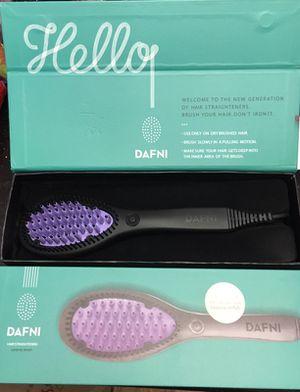 Dafni Ceramic Hair Straightener Iron for Sale in Chicago, IL