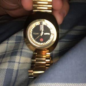 18k Golden Diastar Original Rado Watch for Sale in Monsey, NY