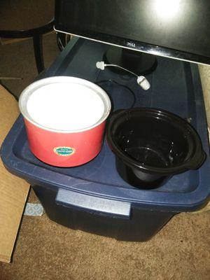 Hot dip crock pot for Sale in Everett, WA