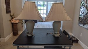 Lamps (pair) for Sale in St. Petersburg, FL