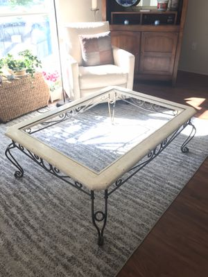 Marble Coffee Table for Sale in Gibsonton, FL