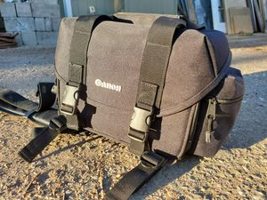 Canon Deluxe Camera Bag for Sale in Petaluma, CA