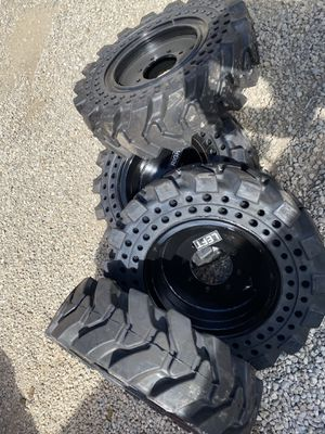 12x16.5 bobcat tires solids for Sale in Pomona, CA