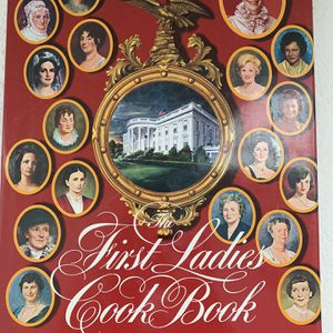 First Ladies Cookbook for Sale in Corona, CA