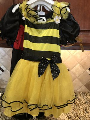 Halloween customs for girls for Sale in Grand Prairie, TX