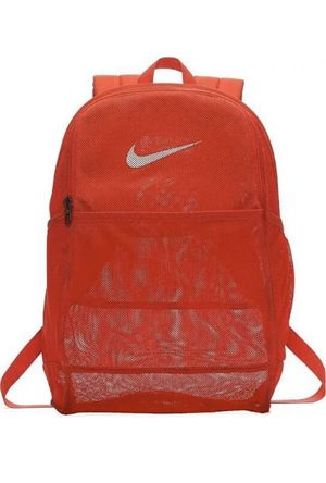 NWT New Nike Brasilia 26L Mesh Backpack Red for Sale in Bakersfield, CA