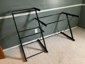 Desk with attached shelves for Sale in Travelers Rest, SC