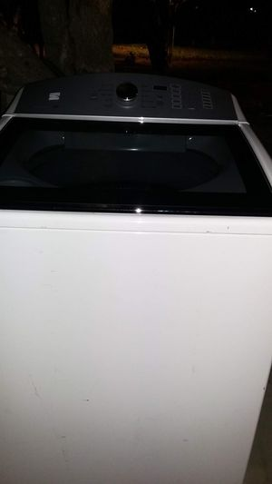 Kenmore 700 series extra capacity electric washer for Sale in Fresno, CA