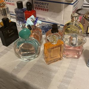 Perfumes And Colognes For Man And Woman 100% Orinal No Box for Sale in Fontana, CA