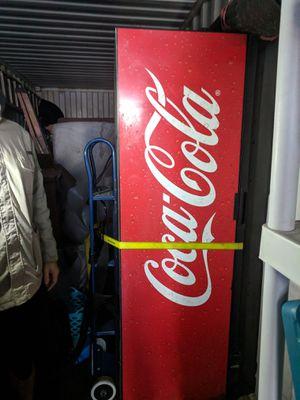 Coca cola refrigerator for Sale in San Luis Obispo, CA