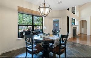 Gorgeous dining/breakfast table with chairs. for Sale in Spring, TX