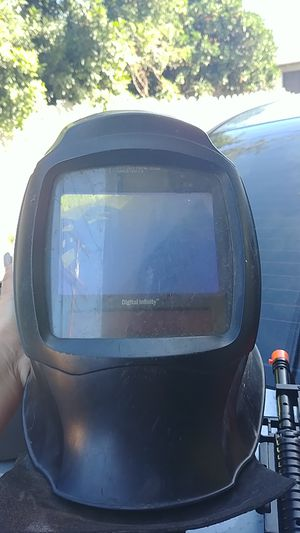 Welder helmet for Sale in Long Beach, CA