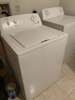 Roper top load washer machine & dryer for Sale in Landover, MD