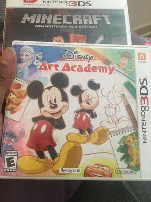 2 New Nintendo 3ds Games for Sale in Philadelphia, PA