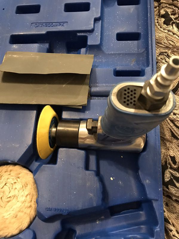 Cornwell Tools Mini Polisher Kit