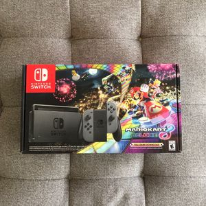 Nintendo Switch V2 Mario Kart Deluxe for Sale in Seattle, WA