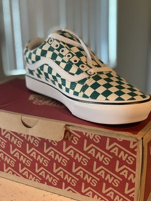 Size 9.5 DS Vans! Quetzal colorway for Sale in San Diego, CA