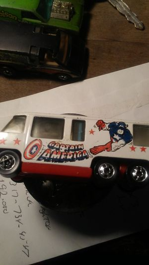 1976 captain America van black wall for Sale in Shelbyville, IN
