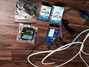 Fish tank(10 gallons), motors, heater and other accessories for Sale in Atlanta, GA