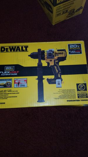 DeWalt Hammer Drill( Tool only) best offer for Sale in Lawrence, MA