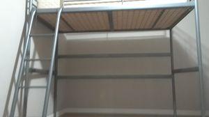 Single Twin Bunk Bed w Steel Frame & Clean Mattress for Sale in Seattle, WA
