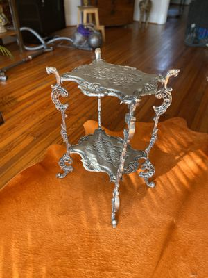 Antique Pewter Table for Sale in Washington, DC