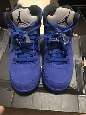 Jordan 5 Size 5 for Sale in Alexandria, VA