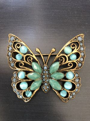 Butterfly Brooch for Sale in Orlando, FL