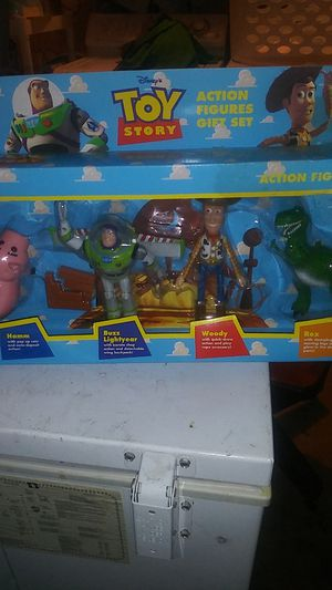 Action figures from toy story 1 for Sale in Rio Linda, CA