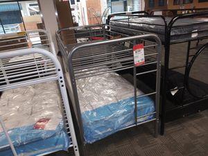 Silver bunk bed for Sale in Phoenix, AZ
