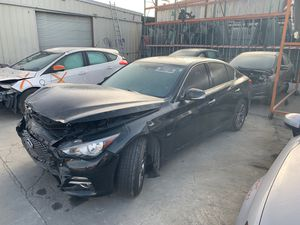 2017 Infiniti Q50 Parting out. Parts. 6198 for Sale in Los Angeles, CA