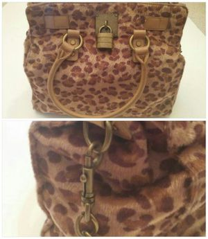 Leopard Print Large Handbag for Sale in Leavenworth, WA