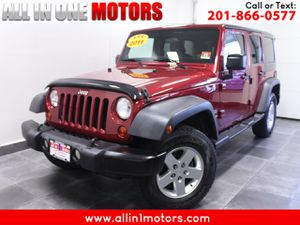 2011 Jeep Wrangler for Sale in North Bergen, NJ