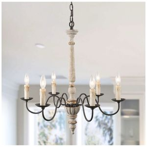 Laluz French Country Chandelier (Retail $299) for Sale in Maricopa, AZ