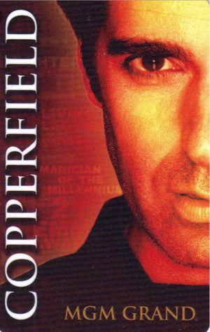 David Copperfield *Great Seats for Sale in Las Vegas, NV