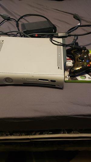 Xbox 360 with 60gb HD for Sale for sale  Marietta, GA