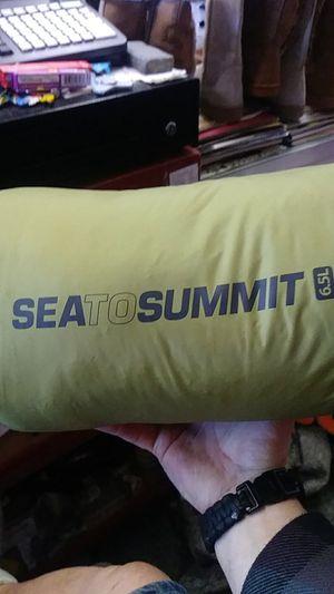 SEATOSUMMIT 6.5L SLEEPING BAG for Sale in San Leandro, CA