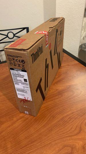 """Lenovo ThinkPad T470p 14"""" IPS FHD Laptop, i5-7300HQ, 4GB DDR4, 500GB HDD, SEALED for Sale in Orlando, FL"""