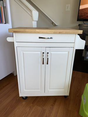Kitchen cart for Sale in Gaithersburg, MD